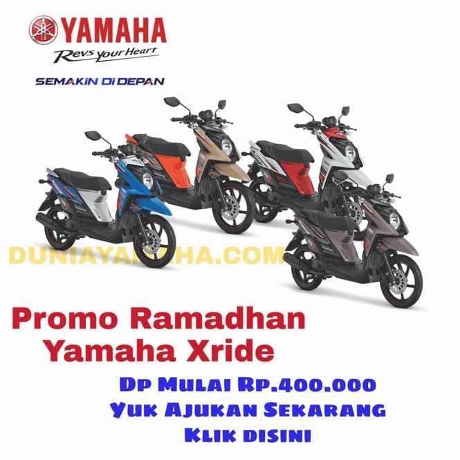 harga Promo Ramadhan Xride - duniayamaha
