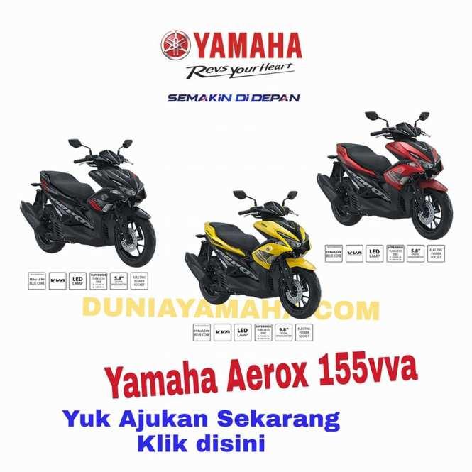 harga Promo Ramadhan Yamaha aerox 155vva - duniayamaha