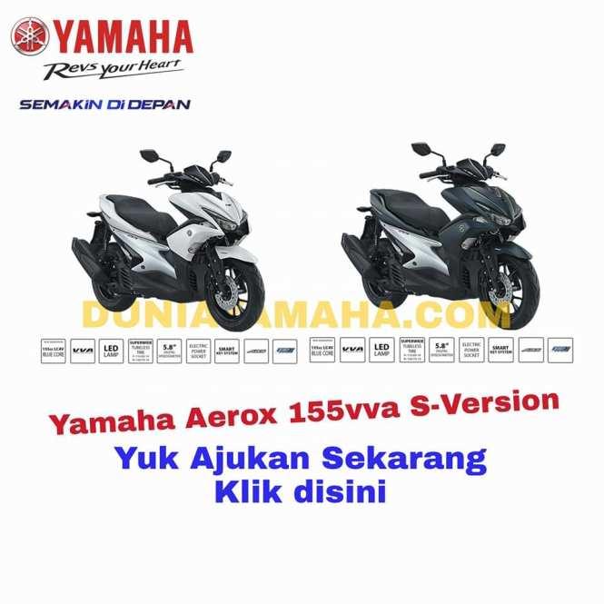 harga Promo Ramadhan Yamaha aerox s-version - duniayamaha