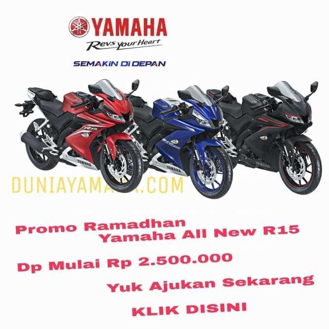 harga Promo Ramadhan Yamaha All New r15 - duniayamaha