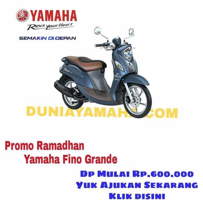 harga Promo Ramadhan Yamaha fino grande - duniayamaha