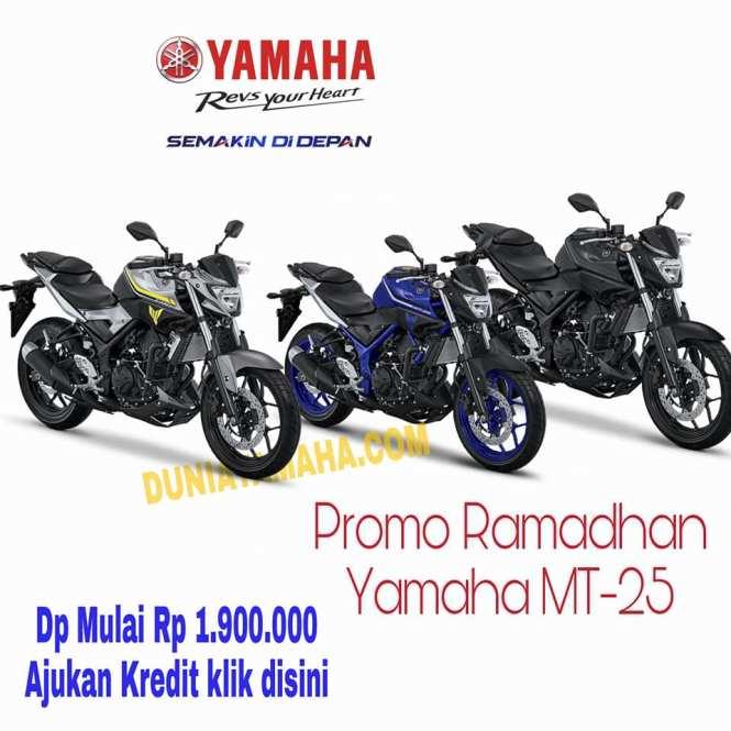 harga Promo Ramadhan Yamaha MT25 - duniayamaha