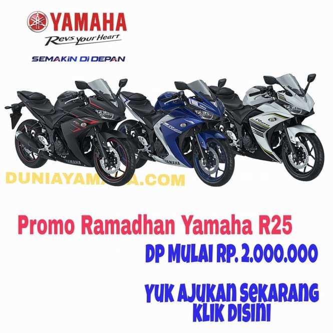 harga Promo Ramadhan Yamaha r25 - duniayamaha