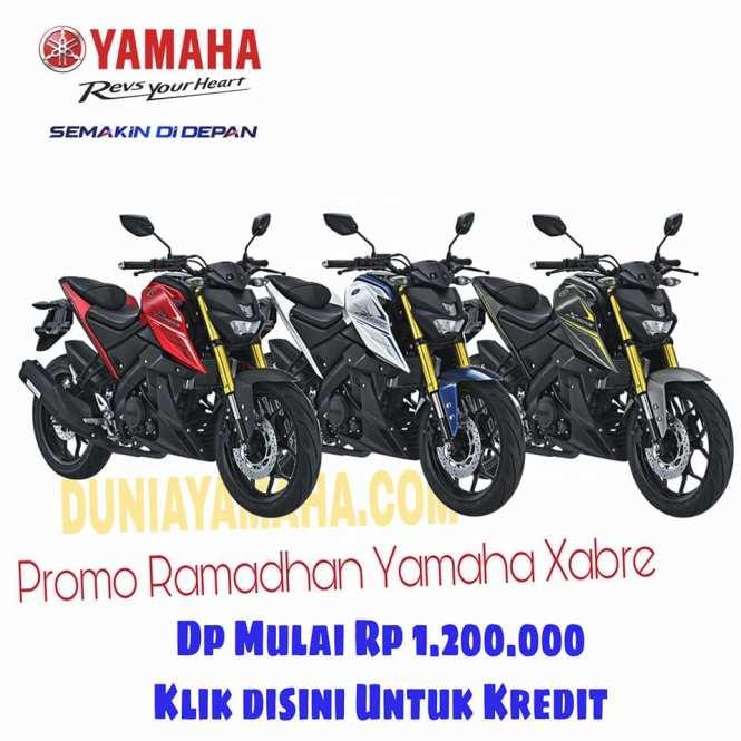 harga Promo Ramadhan Yamaha Xabre - duniayamaha