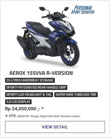 Kredit Motor Yamaha Aerox 155Vva R Version.jpg