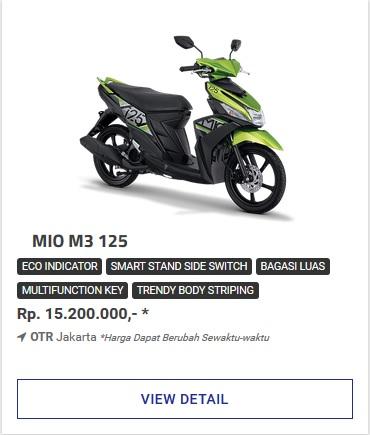 Kredit Motor Yamaha Mio M3 125.jpg