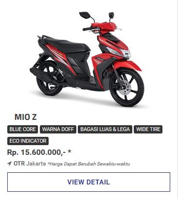 Kredit Motor Yamaha Mio Z 125.jpg