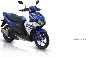 motor-biru