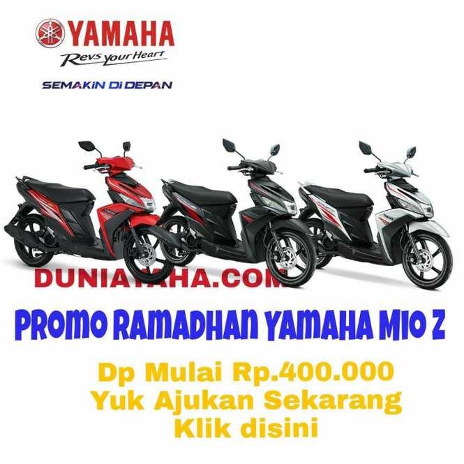 Promo Ramadhan Kredit Motor Yamaha Mio Z
