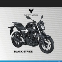 MT25 BLACK
