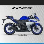 R25 RACING BLUE