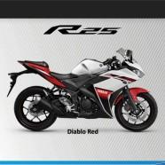 R25 DIABLO RED