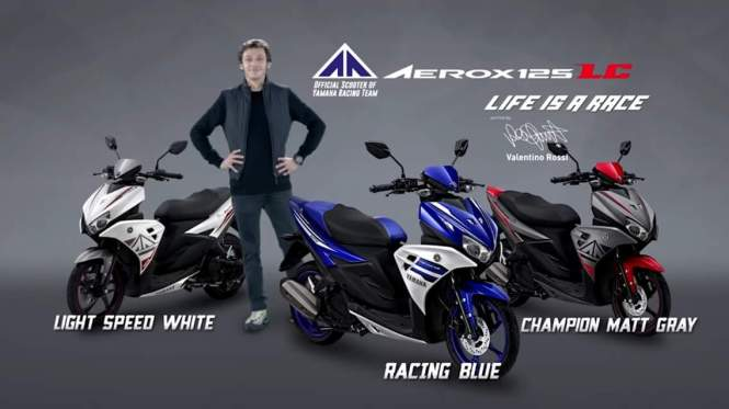 Aerox 125