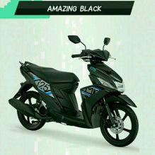 kredit-motor-yamaha-mio-m3-125-hitam
