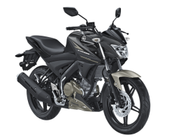 Yamaha All New Vixion Hitam