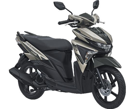 Kredit Motor Yamaha Soul gt 125 aks abu