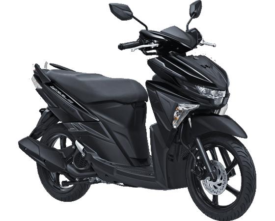Kredit Motor Yamaha Soul gt 125 aks hitam