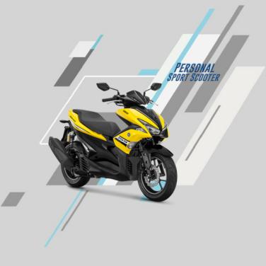 Yamaha Aerox 155 Vva R-Version