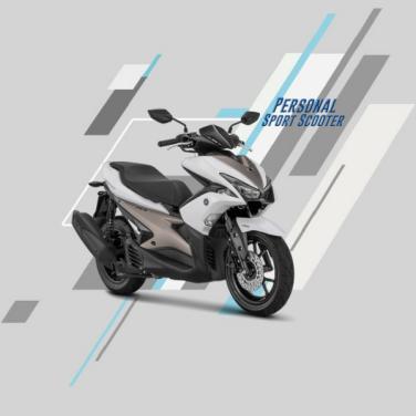 Yamaha Aerox 155 Vva S-Version