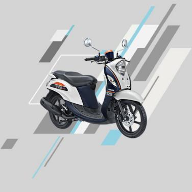 Yamaha Fino 125 Blue Core