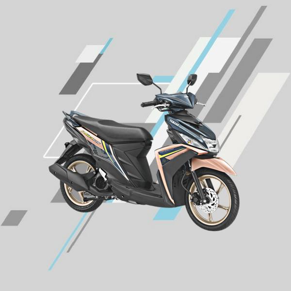 Yamaha mio m3 aks
