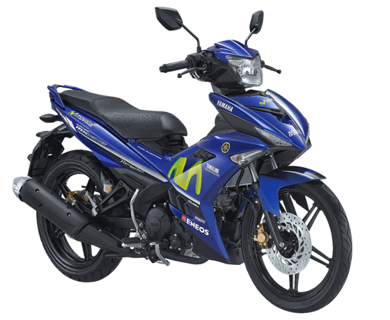 Yamaha Mx King Movistar